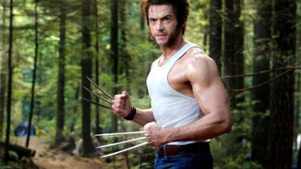 Hugh Jackman como Wolverine