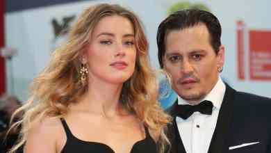 Photo of ¡Triángulo amoroso! Estalla la disputa legal entre Johnny Depp y Amber Heard