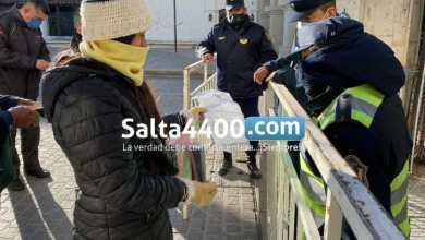Photo of Salta en «Fase Sáenz»: Vuelve la circulación según la terminación del DNI