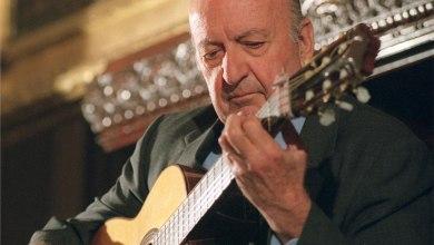 Photo of Día Nacional del Guitarrista argentino: las victorias y hazañas del emblemático salteño, Eduardo Falú