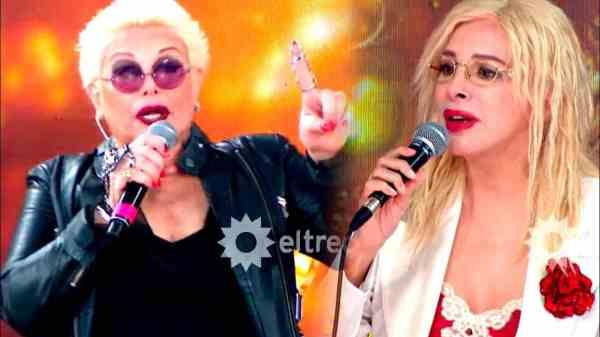 Carmen Barbieri y Nacha Guevara
