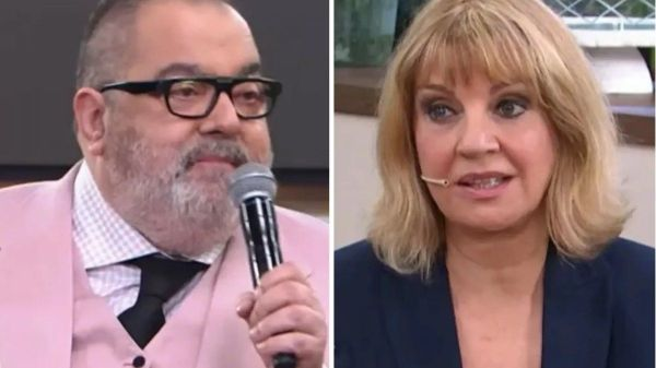 Jorge Lanata y Teté Coustarot