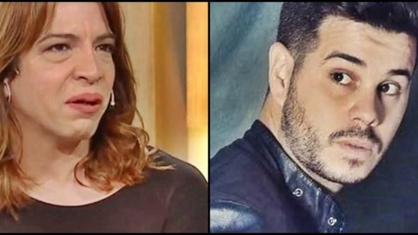 Lizy Tagliani y Nicolás Magaldi