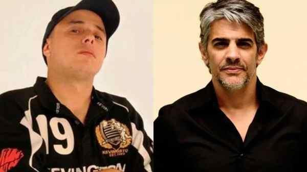 El Dipy y Pablo Echarri