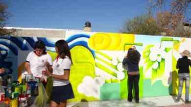 """Photo of """"Un Mural, una Historia"""": cuando las paredes se expresan a viva voz"""