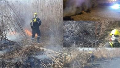 Photo of Se registraron dos quemas de pastizales en la ciudad de Salta