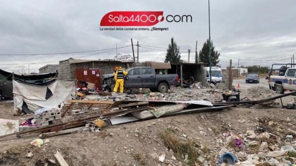 barrio Solidaridad