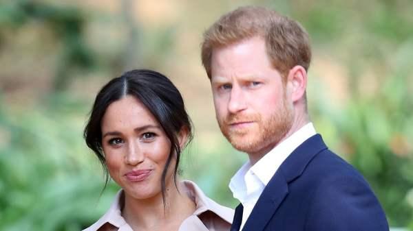 Meghan Markle y príncipe Harry 2