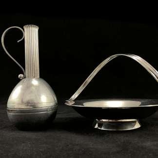 Vintage Danish silver plate