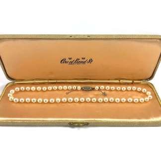 Ciro cultured pearl necklace