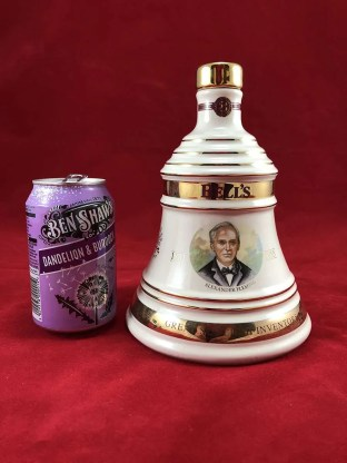 Limited Edition vintage 175th Anniversary Bell's Whisky decanter