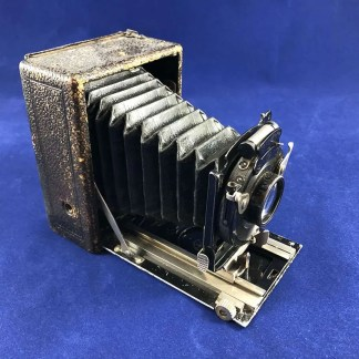 Vintage Ernemann Heag II antique camera