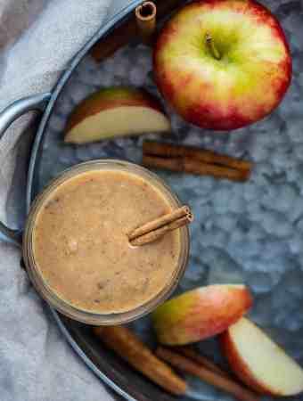 The BEST Caramel Apple Dip