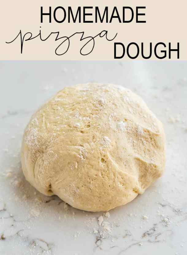 Homemade Pizza Dough | Salt & Baker