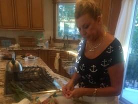 Pancetta Wrapped Asparagus
