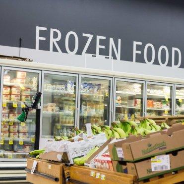 frozeen goods