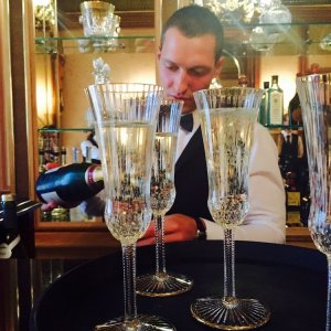 Professional butlers to hire for high-end corporate and private events