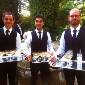 Outstanding servers for outstanding parties in London
