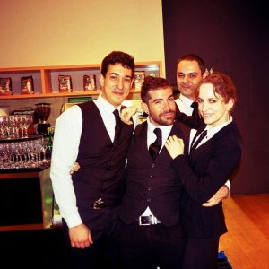 Best waiting staff for parties in London