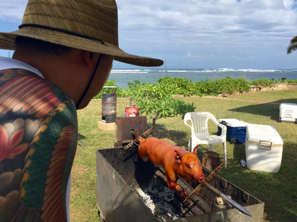 Waialua Pig Roast