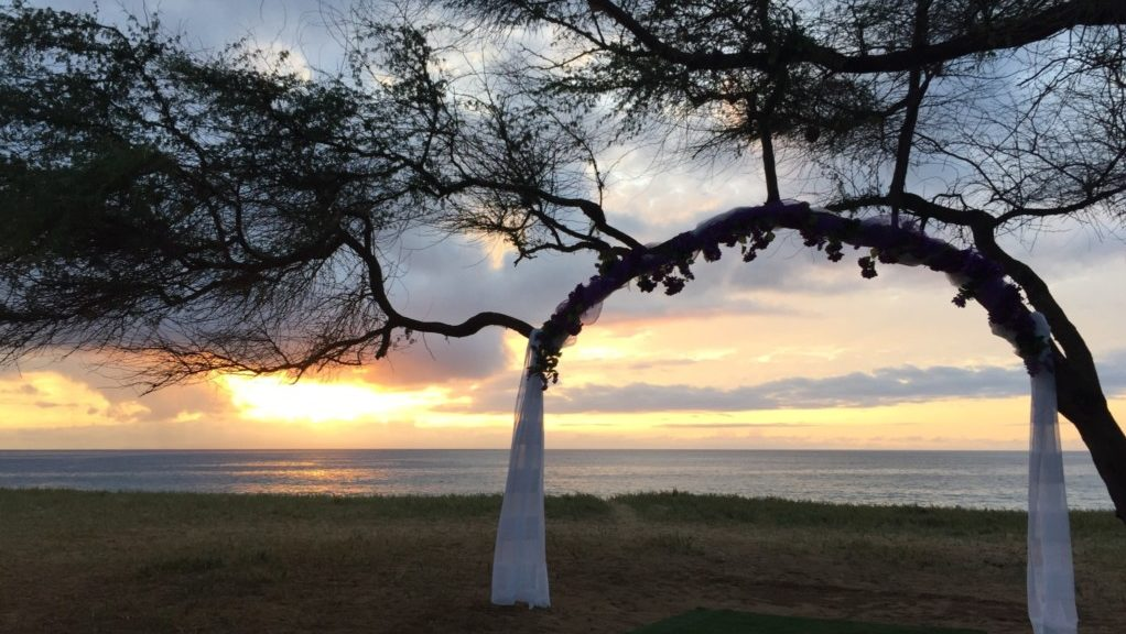 Married On Moloka'i