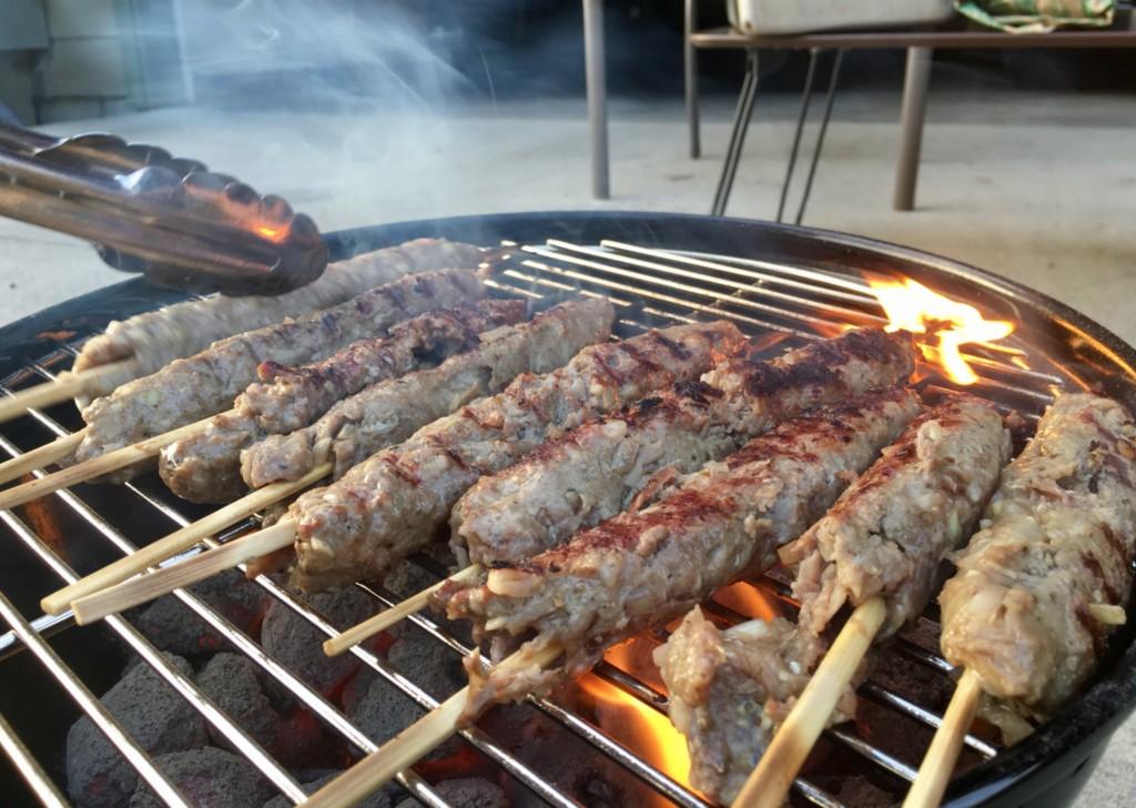 Beef & Lamb Souvlaki