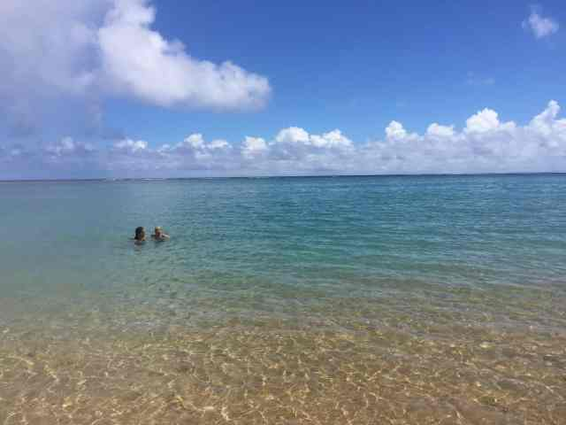 time of year is a big factor when deciding what side of kauai to stay on
