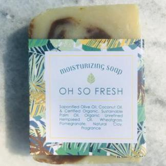 Hempseed Oil Handmade Soap Bar