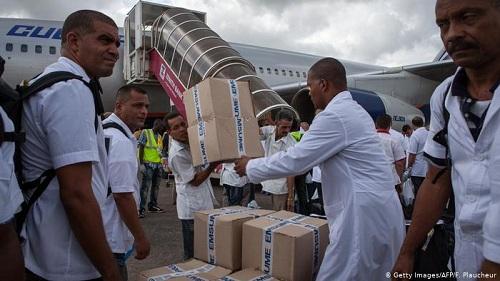 Cuba agradeció a Rusia por ayuda médica
