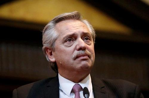 ¿Qué dijo Alberto Fernández sobre los jubilados y los bancos?
