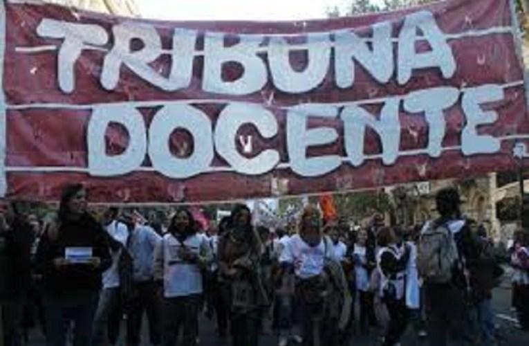 NO HABRÁ NORMALIZACIÓN A COSTA DE LA SALUD DE LOS DOCENTES Y ESTUDIANTES.