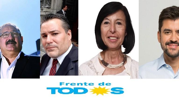 AL PIE: SAENZ SE REUNIRÁ CON LEGISLADORES DEL FRENTE DE TODOS