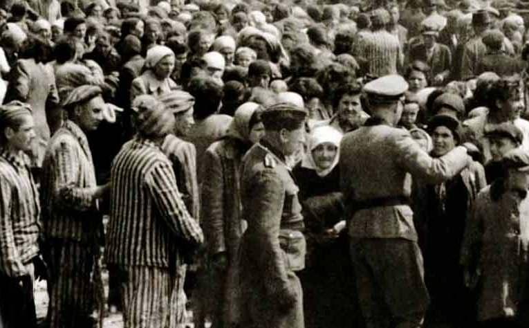"""Francisco alertó que el Holocausto """"puede volver a suceder"""""""