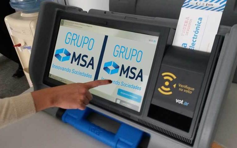 Magic Software Argentina fue electa nuevamente para el voto electrónico ¿Como se llama el mercado donde solo hay un oferente?