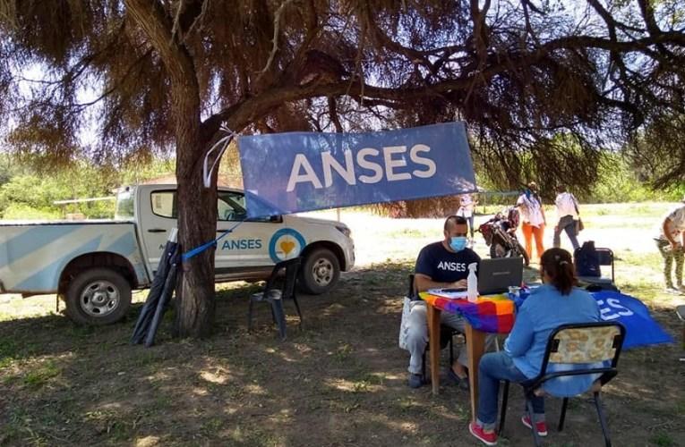 Operativos de RENAPER y ANSES en parajes rurales de Salta La hoja de ruta contempla a las zonas más alejadas de la capital