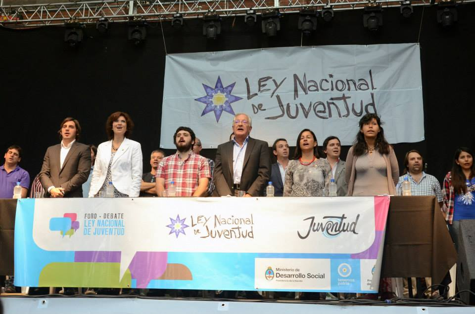 Más de 3000 jóvenes en el Foro Debate por la Ley Nacional Juvenil