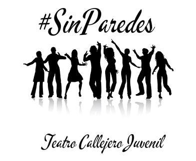 El grupo juvenil Vida presenta Teatro Callejero #SinParedes