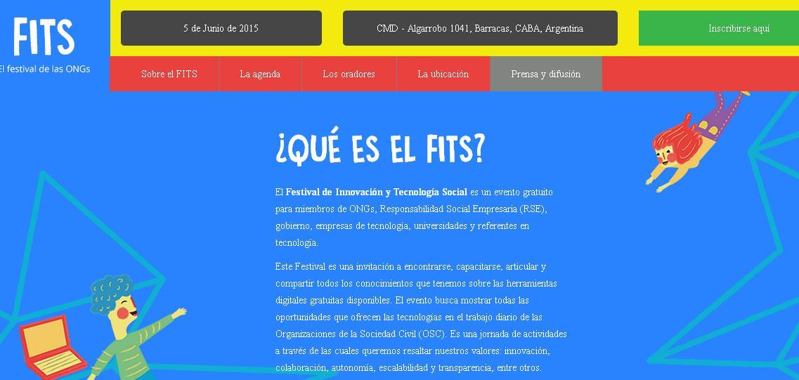 #Gratis: Festival de Innovación y Tecnología Social