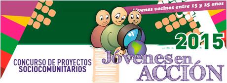 Sigue en marcha el concurso de proyectos Jóvenes en Acción 2015