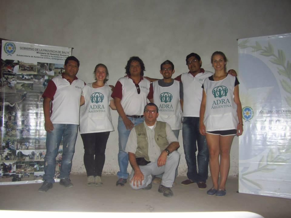Continúa la campaña solidaria de ADRA Argentina para Rivadavia Banda Sur