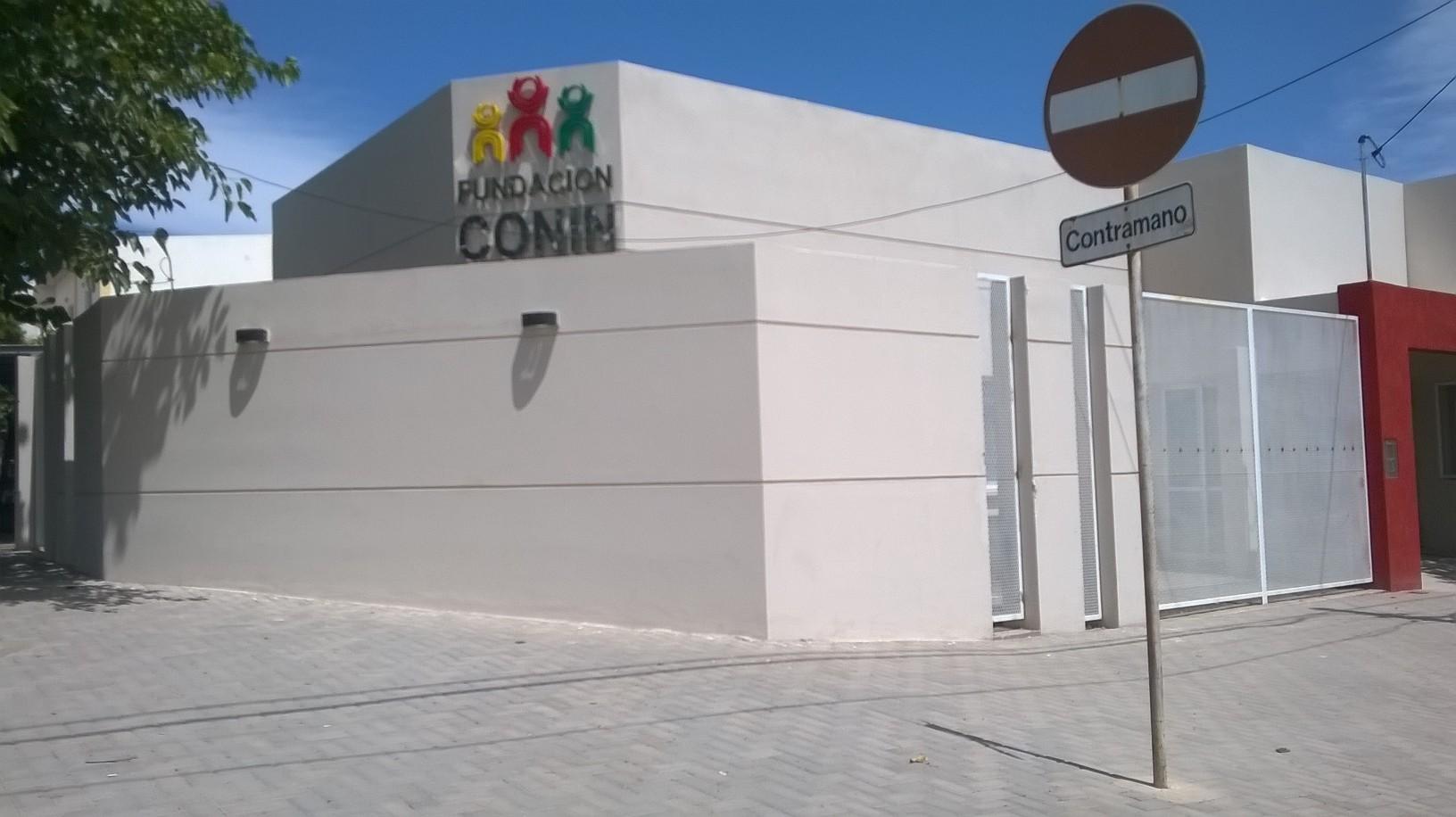 La construcción del centro CONIN de la Capital está en su etapa final