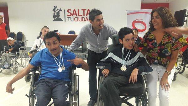 Premiaron a los jugadores de la Liga Paralímpica Municipal de Bochas Adaptadas