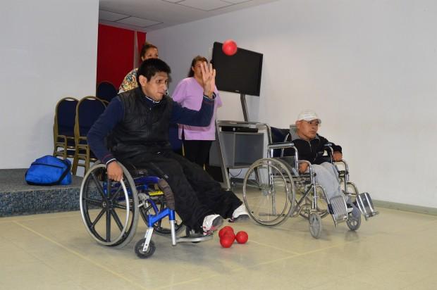 Están abiertas las inscripciones para participar en la Liga Paralímpica del Norte 2016