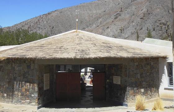 Inauguraron una estación meteorológica en El Alfarcito