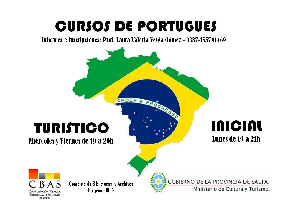 """El curso de """"Portugués Turístico"""" para salteños"""