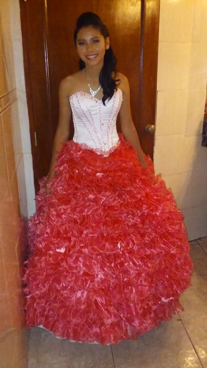 Camila Molina festejó los 15 de sus sueños