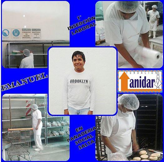 Fundación Anidar sigue apostando a la inserción laboral