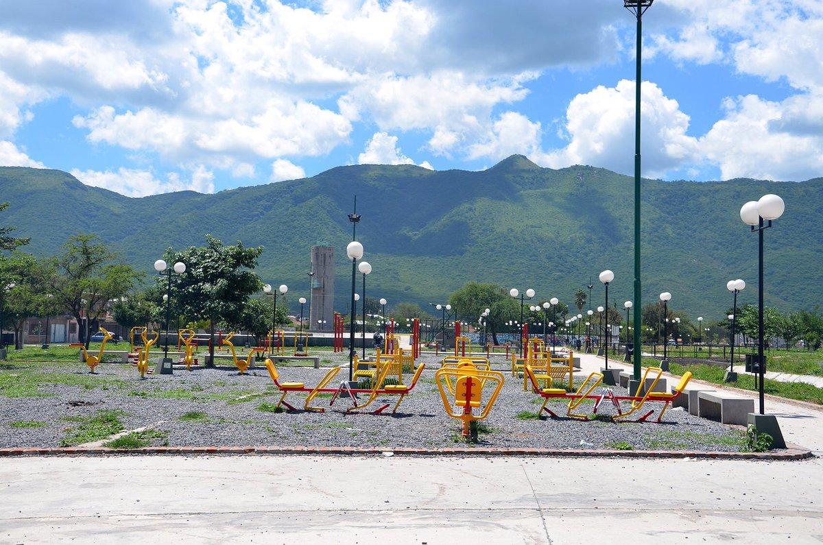 El martes será inaugurado el Parque de la Familia en la zona sudeste