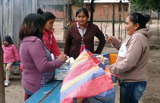 Madres del departamento San Martín se capacitan en desarrollo infantil temprano