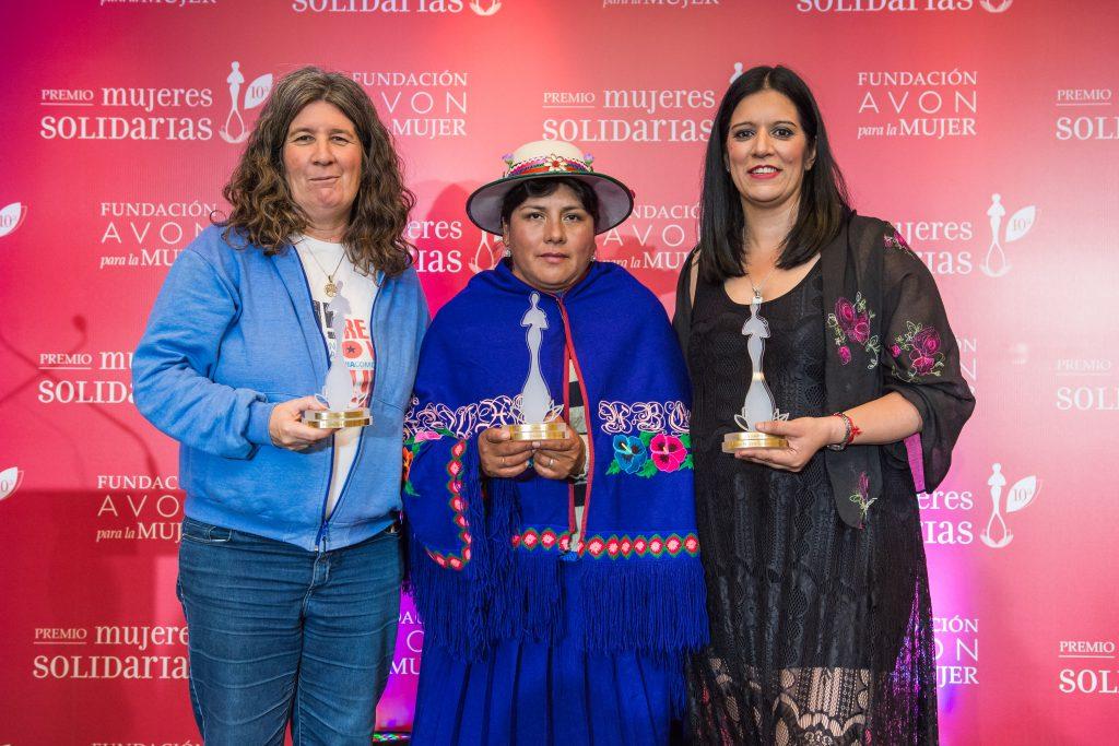 Fundación AVON reconoció el proyecto solidario de una salteña